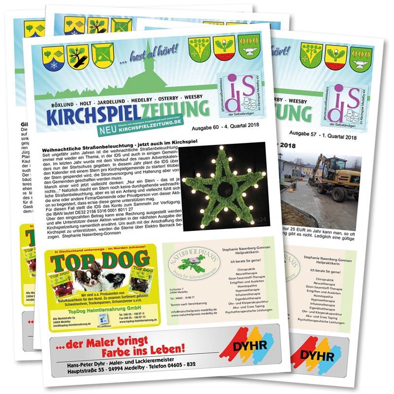 Kirchspielzeitung