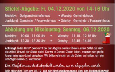 Nikolaus im Kirchspiel 2020