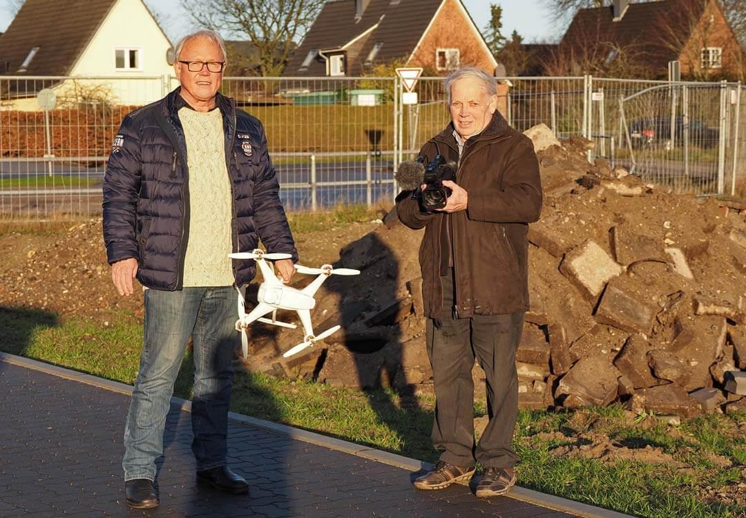 Videofilm über das Kirchspiel Medelby