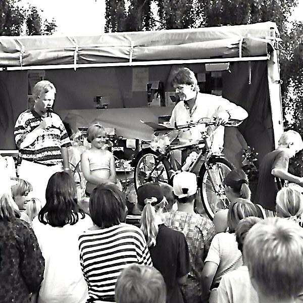 Preisverleihung der IDS in Medelby 1997