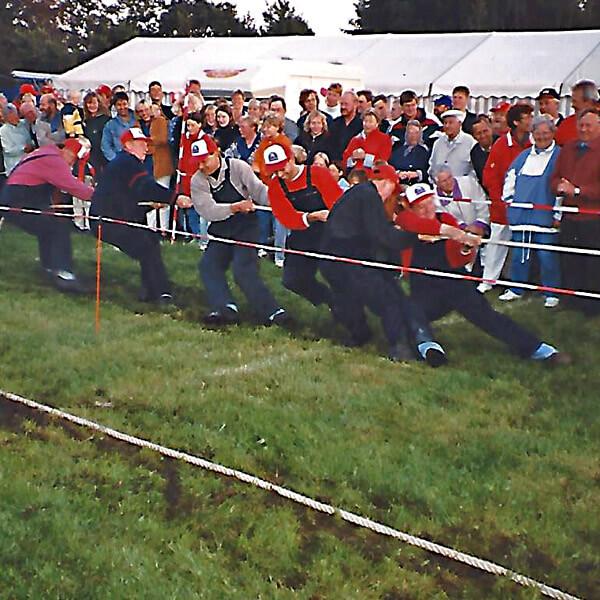 IDS-Tage 1998 Tauziehen in Medelby 5
