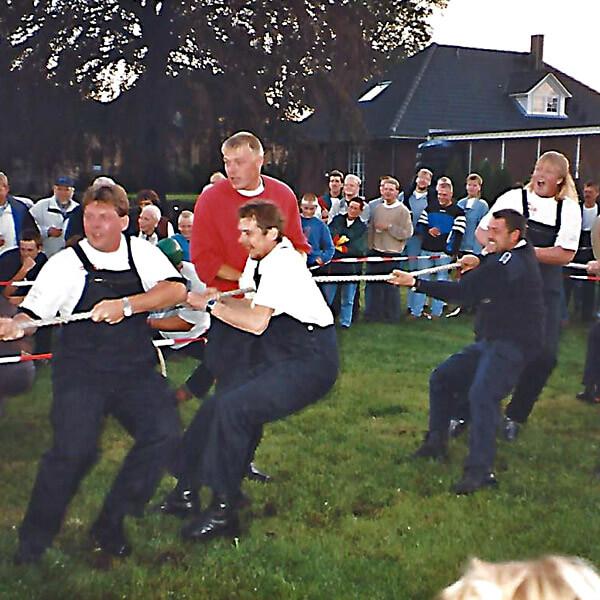 IDS-Tage 1998 Tauziehen in Medelby 4