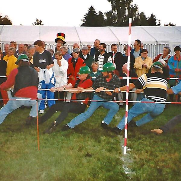 IDS-Tage 1998 Tauziehen in Medelby 3