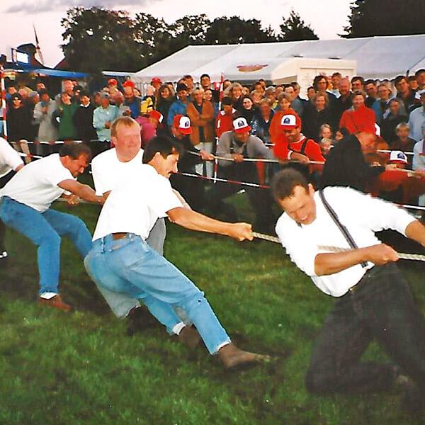 IDS-Tage 1998 Tauziehen in Medelby 2