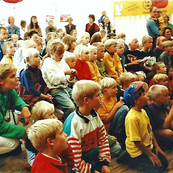 IDS-Tage 1998 Kinderfest in Medelby