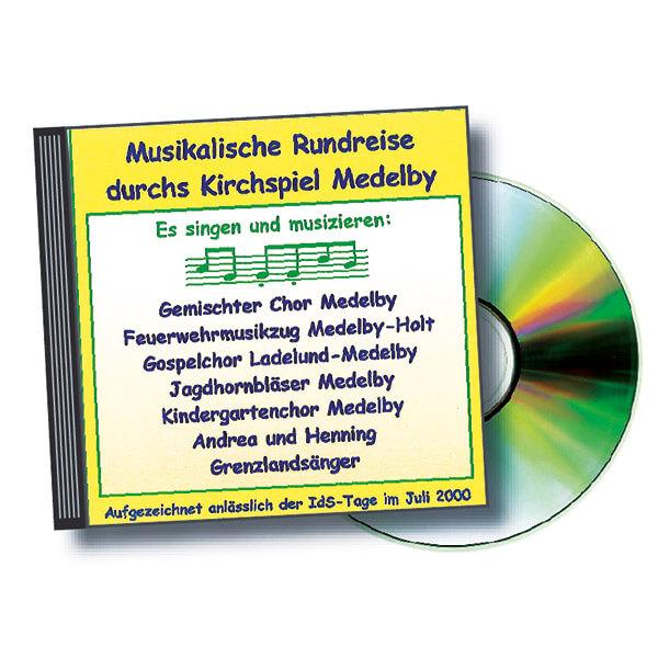 CD-Cover Musik-Rundreise 2000