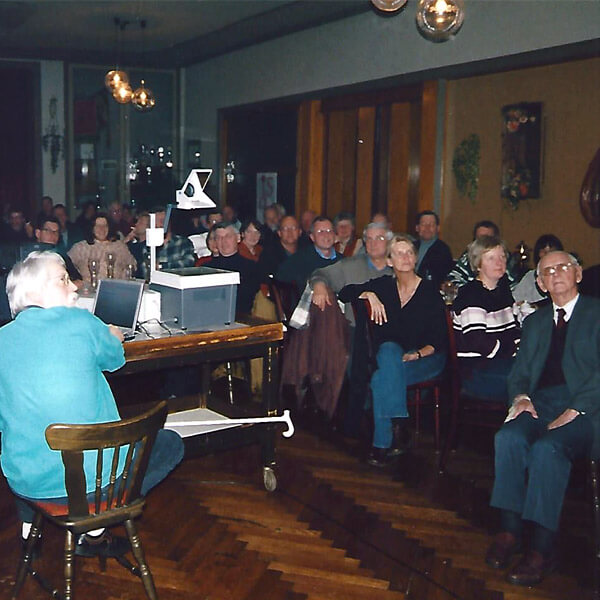 Infoabend der IDS Medelby 2003 2