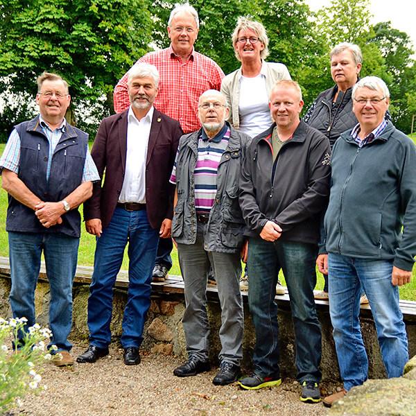 Treffen der AG Zusammenarbeit DK-D Medelby 2014