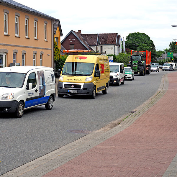 Firmenautocorso in Medelby 2016 2